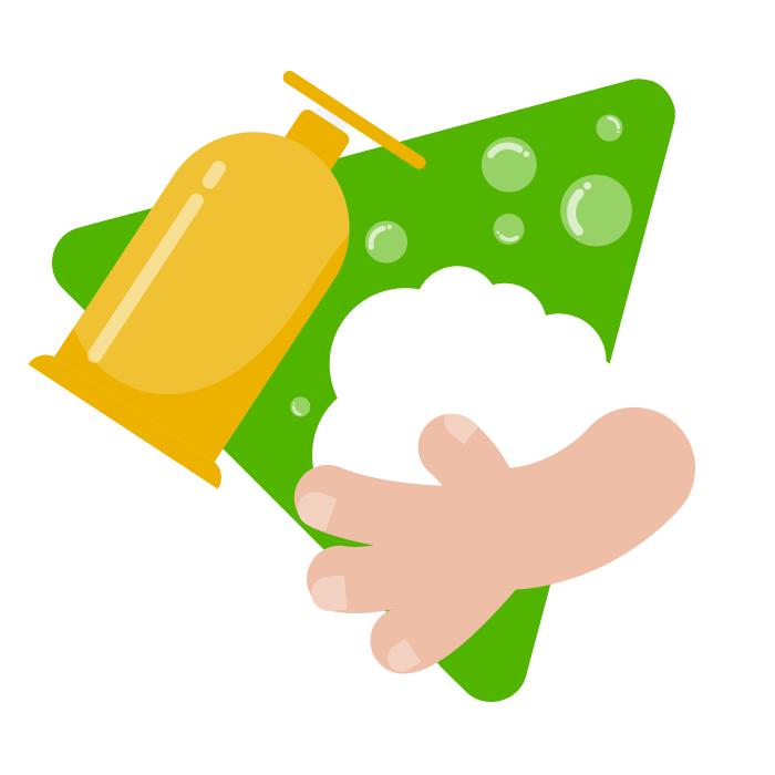 Richtig Händewaschen - Blog